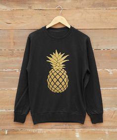 Pineapple sweatshirt quote teen shirt graphic tees men  gift present ideas  sweatshirt  sweater  women sweatshirt men sweatshirt  outfit  christmas sweater  grunge clothing  pineapple  pineapple tshirt  cute shirt  birthday gifts shirt