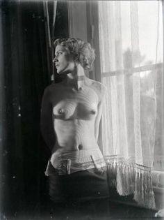"""Man Ray, """"Lee Miller"""", vers 1930"""