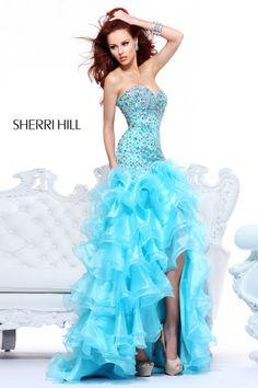 Sherri Hill 21127 #SHERRIHILLSTYLE