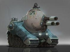 Bubble Tank, Alex Konstad on ArtStation at https://www.artstation.com/artwork/bubble-tank