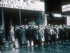 Grande Depressão, 1929