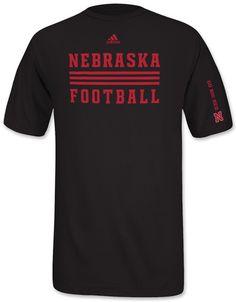 Nebraska Husker Football Tee Shirt- Bernie XL