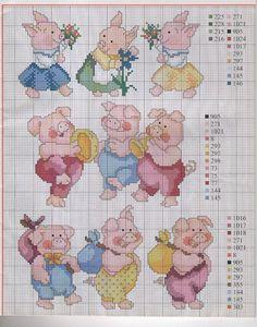 Baby+Corredino+Tutto+Punto+Croce+%288%29.jpg (402×512)