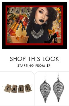 """FALL COLOR EXPLOSION"" by melange-art ❤ liked on Polyvore featuring NOVICA"