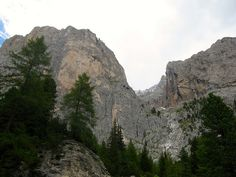 The Dolomites by Laura Gurton, via Flickr