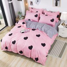 Small Girls Bedrooms, Small Room Bedroom, Bedroom Decor, Bed Sheet Sets, Bed Sheets, Kawaii Bedroom, Mermaid Room, Gamer Room, Hadley