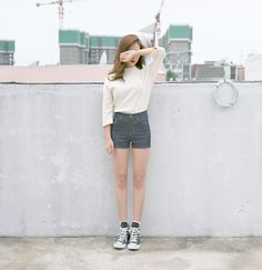 koreanfashionotes - korean fashion - ulzzang - ulzzang fashion - cute girl - cute outfit - seoul style - asian fashion - korean style - asian style - kstyle k-style - k-fashion - k-fashion - asian fashion - ulzzang fashion - ulzzang style - ulzzang girl