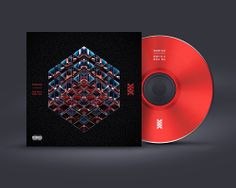 Rubixx album cover #packaging PD