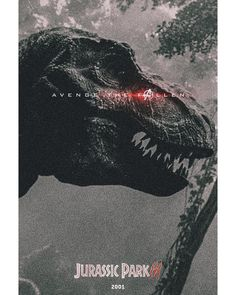 Avenge The Fallen (Poster by T Rex Jurassic Park, Jurassic Park Series, Jurassic World Fallen Kingdom, Jurassic Park World, Godzilla, Jurassic Movies, Dawn Of The Planet, Walking With Dinosaurs, Shadow Dragon