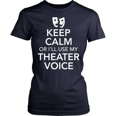 Theater - Keep Calm Voice