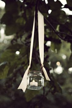 Light: Great idea for an outside dinner party