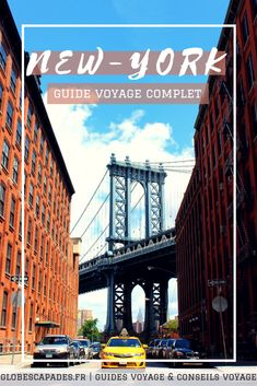 Préparer un voyage à New-York -Etats-Unis: Préparer un voyage à New-York - These are my top 10 tips for friends and family visiting me in New York City. Click through to read what you should NOT do in New York City! Guide New York, New York Travel Guide, New York City Travel, Visiter San Francisco, Lake George Village, Voyage New York, New York Vacation, Upstate New York, Brooklyn Bridge