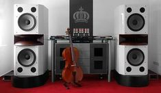 Horn Speakers, Best Speakers, Audio, Furniture, Home Decor, Awesome, Speakers, Boxing, Decoration Home