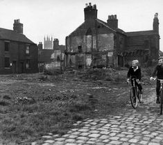 Burslem in the spotlight: 22 photographs from the archive - Stoke-on-Trent Live Old Pictures, Old Photos, City Works, Council Estate, New Topographics, Waterloo Road, Industrial Architecture, Old Street, Sense Of Place