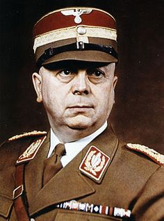 Wilhelm Schepmann was an SA general (Obergruppenführer) and the last Stabschef (Chief of Staff) of the Nazi SA.