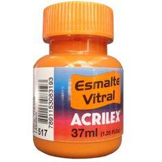 Esmalte Vitral Acrilex 37ml Cor 517