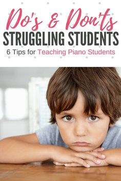 Blues Piano Lessons What should you say to a struggling piano student? We break it down in this post. Piano Lessons For Kids, Music Lessons, Piano Teaching, Student Teaching, Teaching Tips, Music Flashcards, Music Theory Games, Playing Piano, Music Education