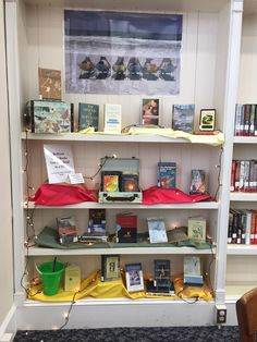 Summer 2015 Library Book Displays, Library Books, Summer 2015, Loft, Bed, Furniture, Home Decor, Decoration Home, Stream Bed