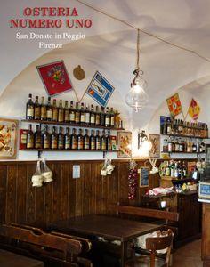 www.osterianumerounosandonato.it Osteria Numero Uno San Donato in Poggio