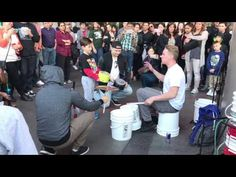 Las Vegas Street Drummer Stuns Passersby With Incredible Performance | RTM - RightThisMinute