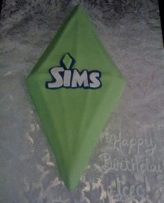 The Sims birthday cake. Idea for my son