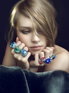 FOR THE LOVE OF JEWELRY - Louis Vuitton Ring Editorial