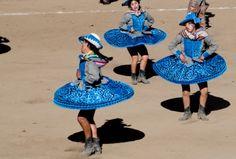 Danzas típicas en Chumbivilcas