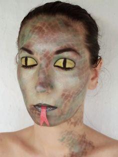 Adryenn Beauty: IV. SAKK verseny - Állatminták - Kígyó Watercolor Tattoo, Tattoos, Makeup, Chart, Make Up, Tatuajes, Tattoo, Beauty Makeup, Temp Tattoo
