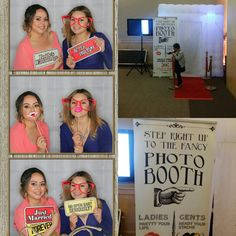 Wedding in Livermore LED photobooth