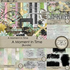 A Moment In Time - Bundle By Created by Jill