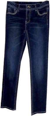 ❗ NEW LISTING 3.00 @SalesForToday Girls Skinny Jeans- sz 12- Blue- Faded Glory