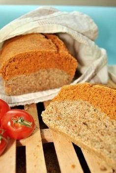 Kenyér candida diétához Bread, Food, Mint, Essen, Breads, Baking, Buns, Yemek, Meals
