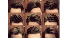 Mens hairstyles - Amazing Male Hair Styles That Match With Your Face Shapes Cool Hairstyles For Men, Hairstyles Haircuts, Haircuts For Men, Short Haircuts, Popular Haircuts, Barber Haircuts, Haircut Men, Latest Hairstyles, American Hairstyles