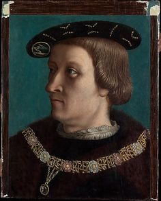 Portrait of a Man Wearing the Order of the Annunziata of Savoy