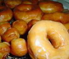 old fashioned donuts. For sure going to make these.