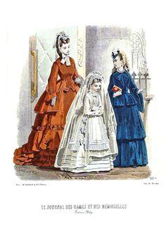 1869 Journal des dames et des demoiselles 987 b