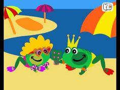 ΕΝΑ ΓΡΑΜΜΑ ΜΙΑ ΙΣΤΟΡΙΑ - Ο Βιολιστής Βάτραχος (Β) - YouTube Kindergarten, 4 Kids, Learn To Read, First Grade, Literacy, Alphabet Books, Pikachu, Lettering, Education