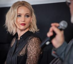 NEW pic of Jennifer Lawrence at the BAFTA screening of Joy in NYC