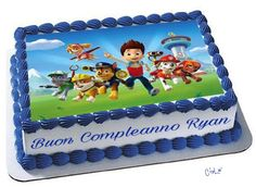 Compleanno Ryan