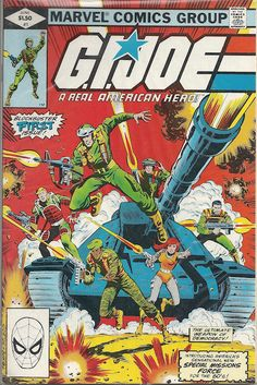 G I Joe        Home ›      darranhight ›      Comics, Books n Magazine