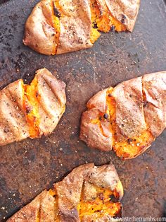 Crash hot sweet potatoes is our favorite sweet potato recipe, and it's the favorite of my husband (who doesn't even like sweet potatoes!). The kids love the crunch, I love that this easy recipe practically cooks itself and turns out perfect every time. It's also super frugal with only 4 ingredients all together! :: DontWastetheCrumbs.com