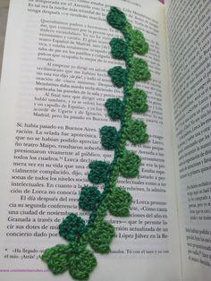 Marca página www.crochetenlasnubes.com