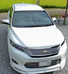 TOYOTA 新型ハリアーのエクステリア。モデリスタver1装着モデルです。グリルもメッキ塗装にしました。 http://bloooger.jp/harrier_exterior/ #ハリアー #自動車 #SUV