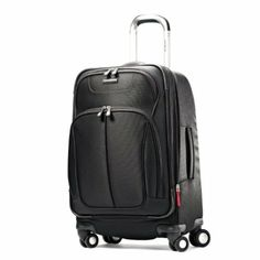 "Samsonite Hyperspace 21.5"" Carry On Spinner Luggage #travel #luggage"