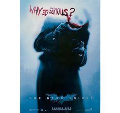 Batman - The Dark Knight Poster. Hier bei www.closeup.de