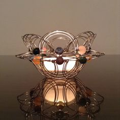Wire flower lotus mandala 3d meditation toy by thevintageeurope wire flower lotus mandala 3d meditation toy by thevintageeurope games and toys pinterest lotus mandala wire flowers and mandala mightylinksfo
