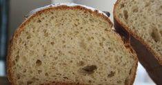 Chleb bezglutenowy jasny jest relatywnie tani, użyłam mąki ziemniaczanej, ryżowej i odrobiny kukurydzianej. Jest bardzo smaczny, ma chrupiąc... Paleo Breakfast, Scones, Gluten Free Recipes, Banana Bread, Food Porn, Food And Drink, Cooking Recipes, Baking, Food Heaven