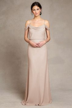 Jenny Yoo Bridesmaid, SABINE - Buff