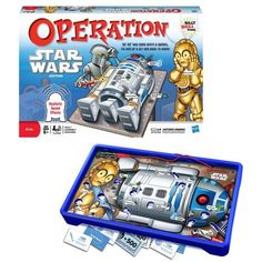 Star Wars Operation Game Check out more geek stuff at www.geekgenesis.com, a place for geek