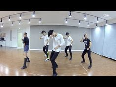 ▶ TAEMIN 태민_'괴도 (Danger)' Dance Practice ver. - YouTube
